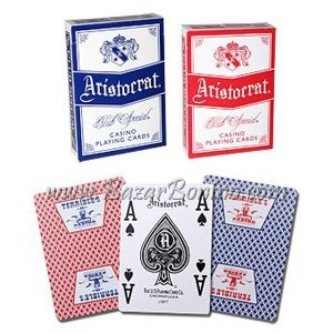 MV0230 - Mazzo Carte Aristocrat - V Deck