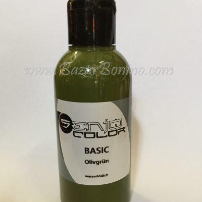 TSB01313 - Senjo-Color Basic Airbrush Olive 75 ml