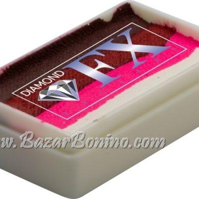 55 - Evil Rose SPLIT CAKES Medium size Diamond Fx