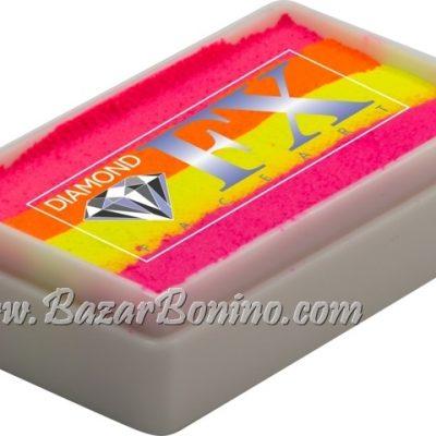 67 - Neon Pop CAKES Medium size Diamond Fx