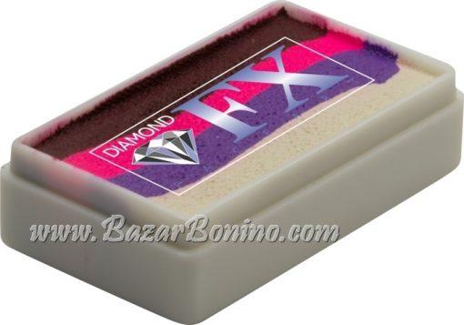 72 - Neon Rose CAKES Medium size Diamond Fx