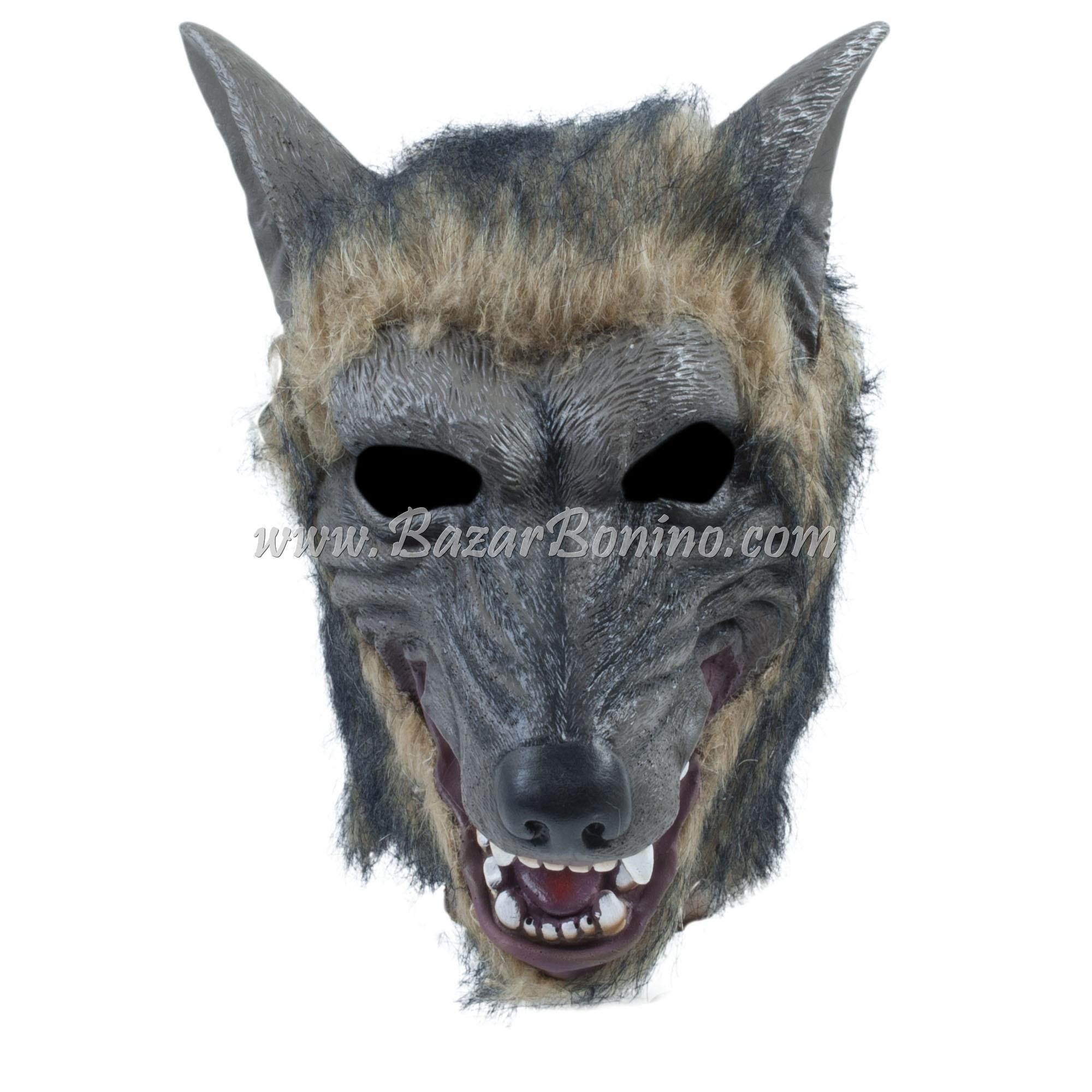 BM0539 - Maschera Lupo Lattice