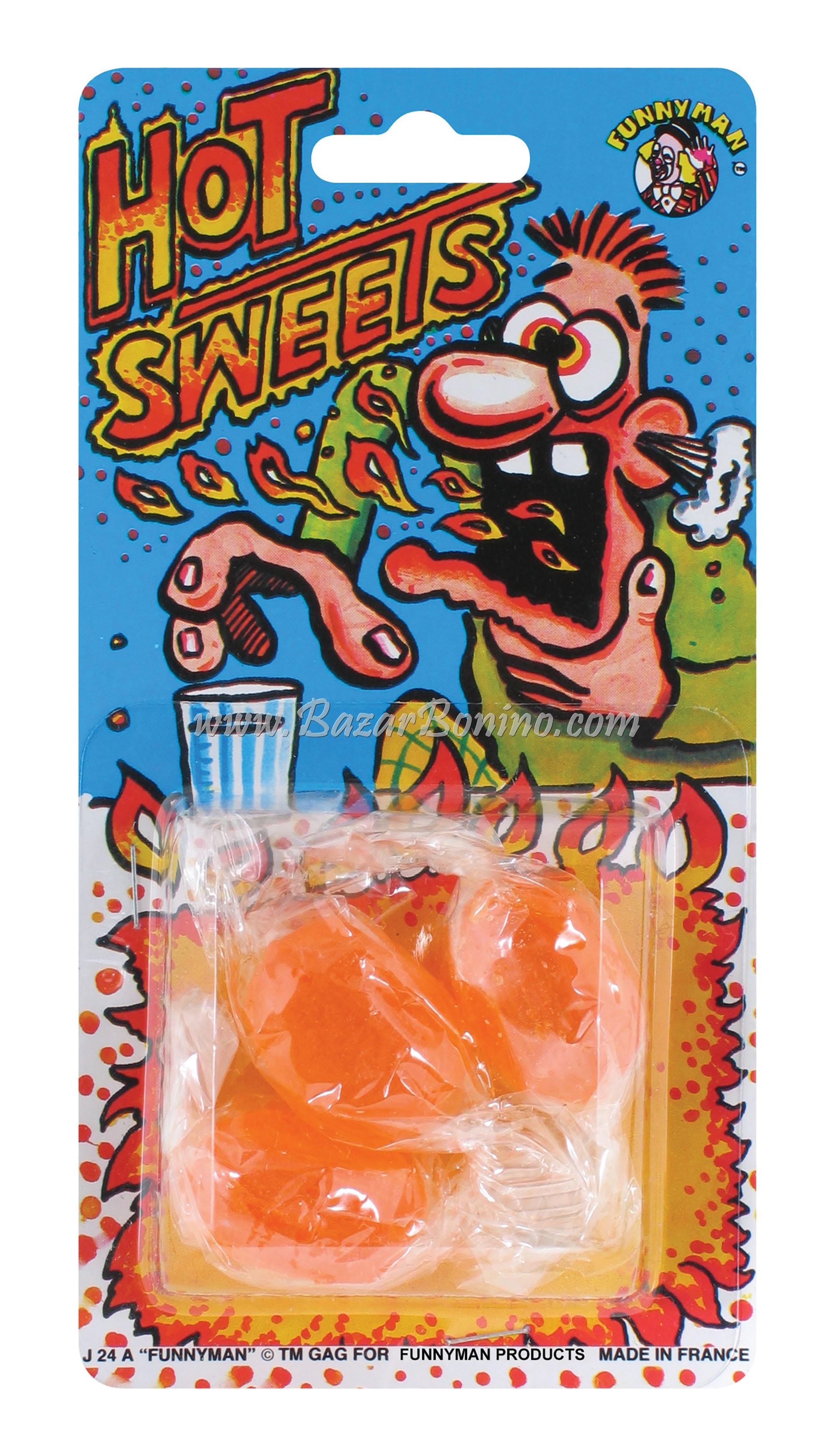 JK0022 - Caramelle Scherzo Disgustose Piccanti