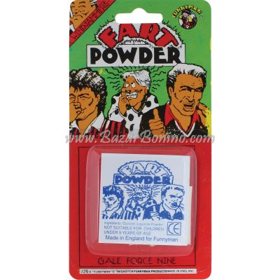 JK0028 - FART POWDER