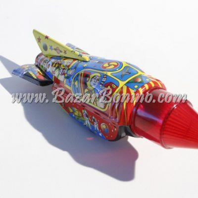 AV0020 - Astronave Space Rocket in Latta