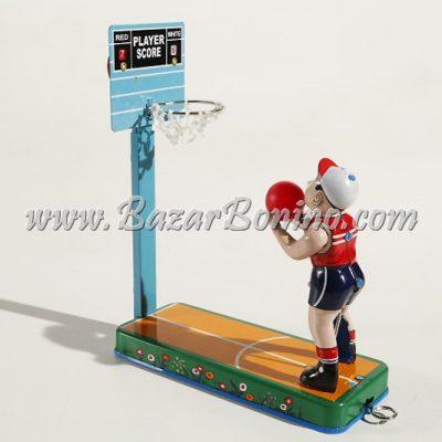 FP0080 - Giocatore di Basket in Latta