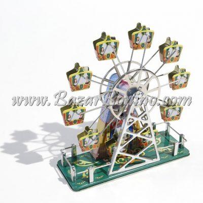 FY0055 - GIOSTRA RUOTA PANORAMICA Con Carillon