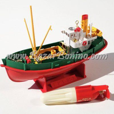 TB0140 - Barca Rimorchiatore Originale Lehmann