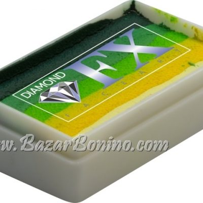 109 - Grass CAKES Medium size Diamond Fx