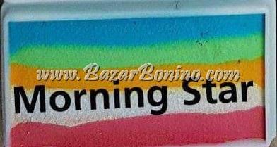 118 - Morning Star CAKES Medium size Diamond Fx