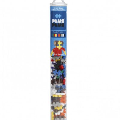 Plus-Plus Mix Midi Tube 100 pz. - 4023