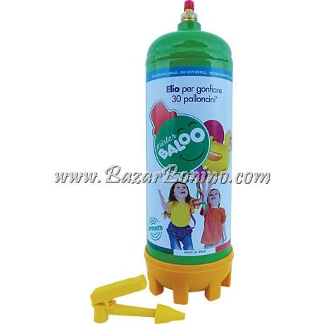 GS0022 - GAS ELIO BOMBOLA 2,2 Litri