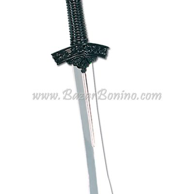 ABA565 - Spada Cavaliere Nero Cm.50
