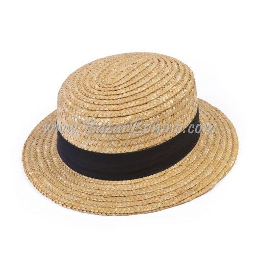 BH126 - Cappello Paglia Barcaiolo