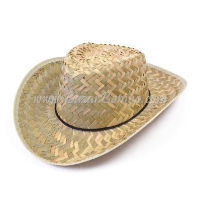 BH127 - Cappello Cow Boy Paglia