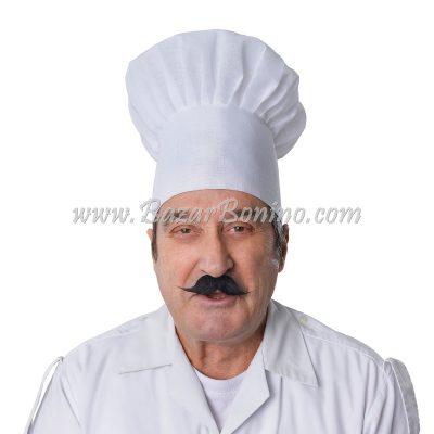 BH135 - Cappello Cuoco Stoffa