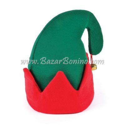 BH184 - Cappello Aiutante Babbo Natale