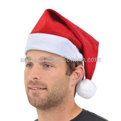 BH549 - Cappello Babbo Natale Eco.