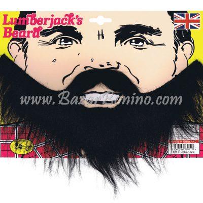 MB001 - Barba Nera Lumberjack