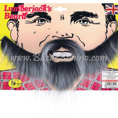 MB003 - Barba Sale Pepe Lumberjack