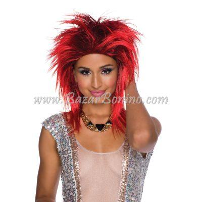 WGBW188 - Parrucca Foxy Rocker Rosso