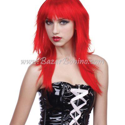 WGBW730 - Parrucca Rossa Sfrangiata