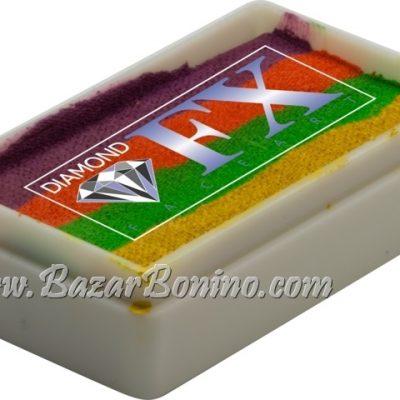 44 – Punk SPLIT CAKES Medium size Diamond Fx