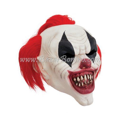 BM0547 - Maschera Crazy Clown Lattice