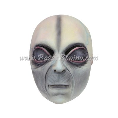 "BM0563 - Maschera Alieno ""Grigio"" Lattice"