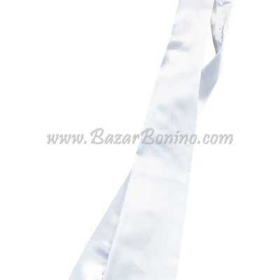 CBA508 - Cravatta Bianca Gangster