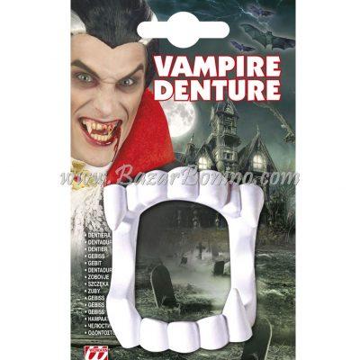 D8402D - Dentiera Vampiro