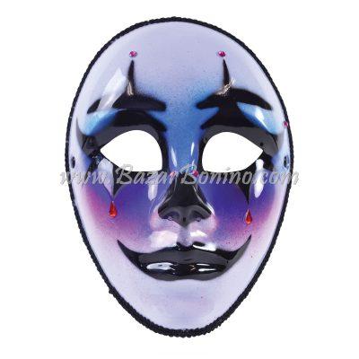EM0796 - Maschera Harley con Lacrima