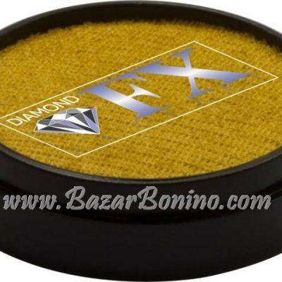 M0100 - Ricambio Colore Oro Metallico 10Gr. DiamondFx