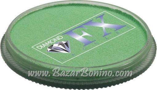 M1525 - Colore Verde Menta Metallico 32Gr. Diamond Fx