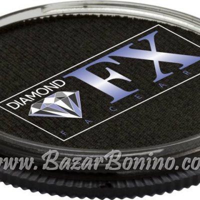 M1750 - Colore Nero Metallico 32Gr. Diamond Fx