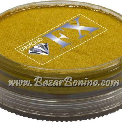 M2100 - Colore Oro Metallico 45Gr. Diamond Fx