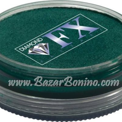 M2500 - Colore Verde Metallico 45Gr. Diamond Fx
