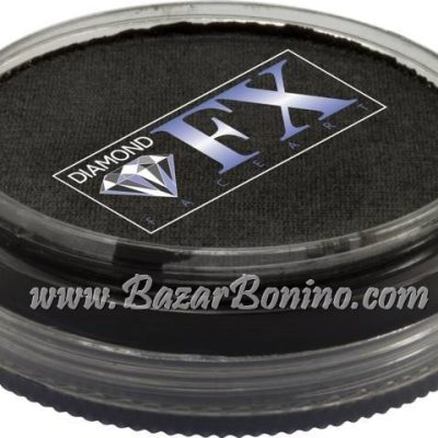M2750 - Colore Nero Metallico 45Gr. Diamond Fx