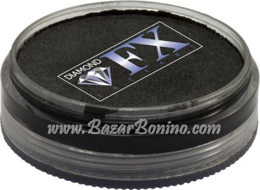 M2750 - Colore Nero Metallico 45Gr. Diamond Fx