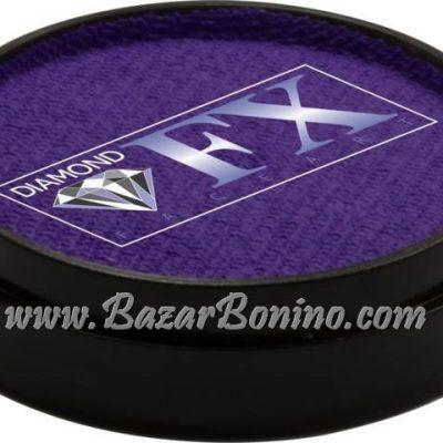 N032C - Ricambio Colore Viola Cosmetico Neon 10Gr. DiamondFx