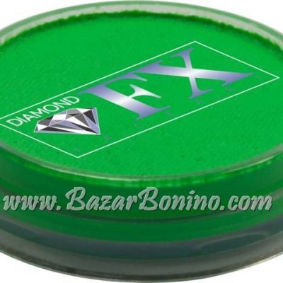 N060 - Ricambio Colore Verde Neon 10Gr. DiamondFx