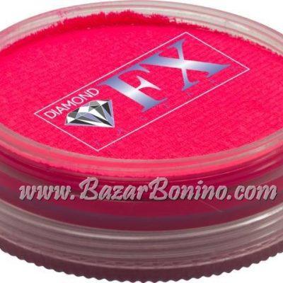 N225 - Colore Rosa Neon 45Gr. Diamond Fx