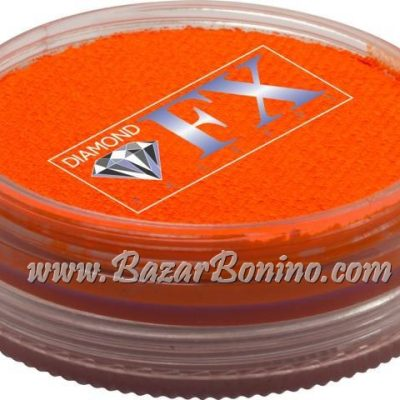 N240 - Colore Arancio Neon 45Gr. Diamond Fx
