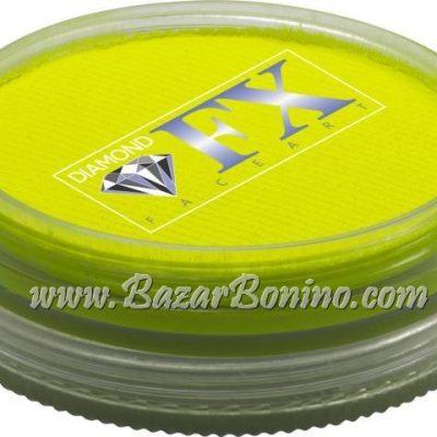 N250 - Colore Giallo Neon 45Gr. Diamond Fx