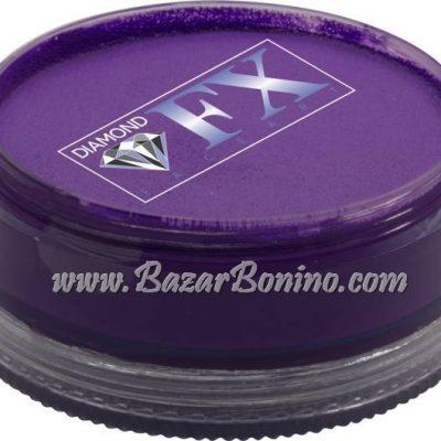 N332C - Colore Viola Cosmetico Neon 90Gr. Diamond Fx