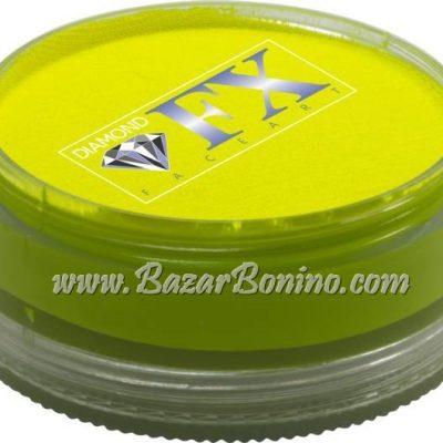N350 - Colore Giallo Neon 90Gr. Diamond Fx
