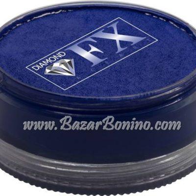 N370C - Colore Blu Cosmetico Neon 90Gr. Diamond Fx