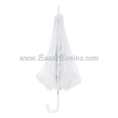 OBA533 - Parasole in Pizzo Bianco
