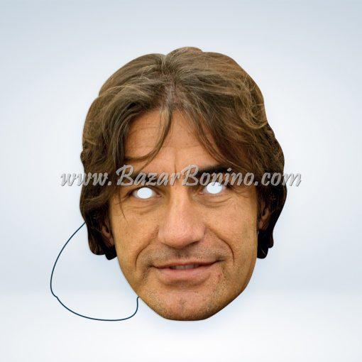 SLIGA - Maschera Cartoncino Luciano Ligabue