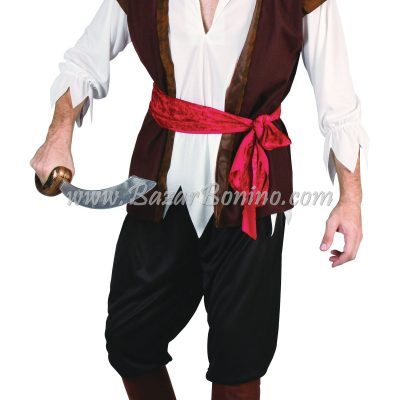 UAC020 - Costume Pirata